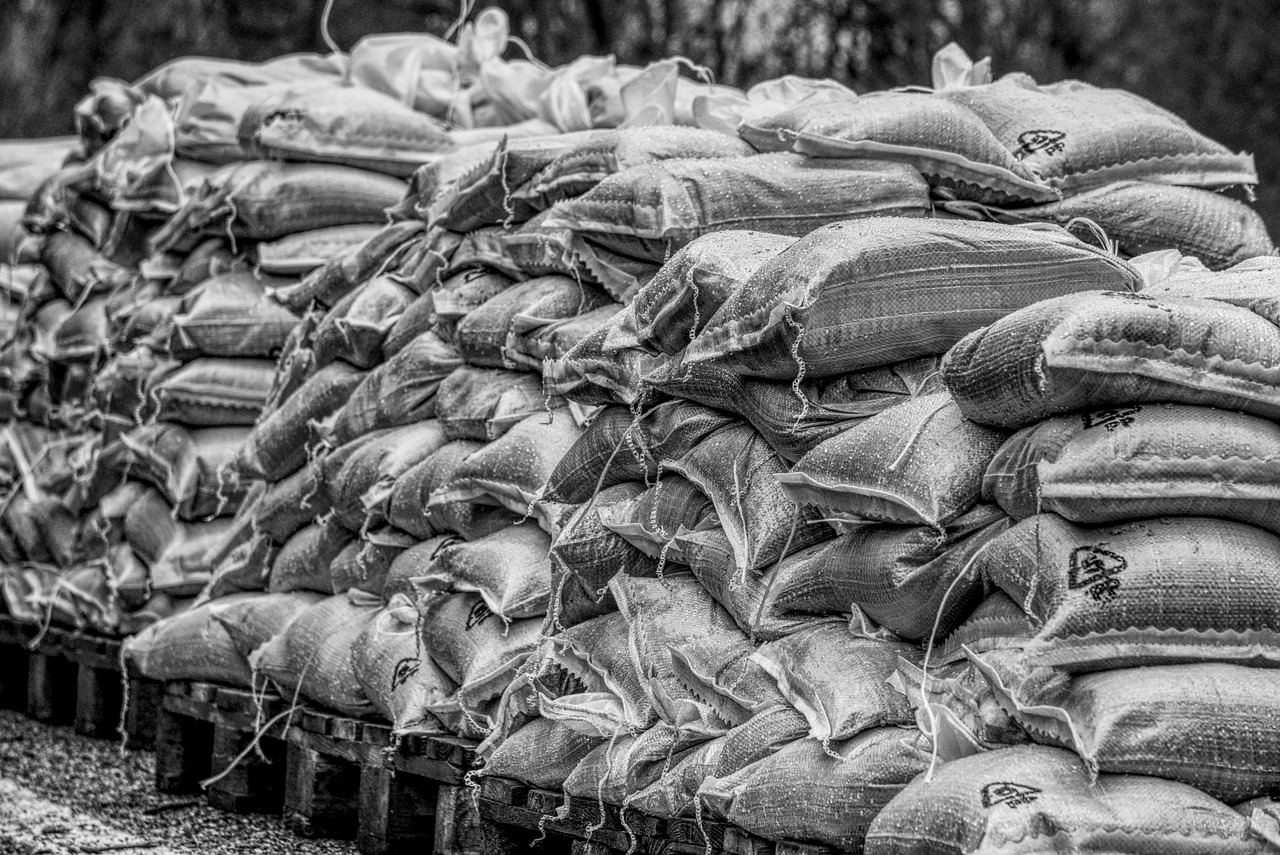 Sandbags Are Available In Lafayette Parish