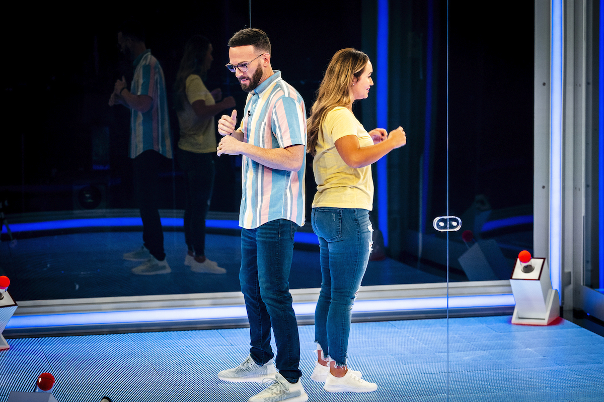 Watch Lafayette, Louisiana Couple Whitney and Kal Savoie Compete on TBS' THE CUBE Thursday, June 10th