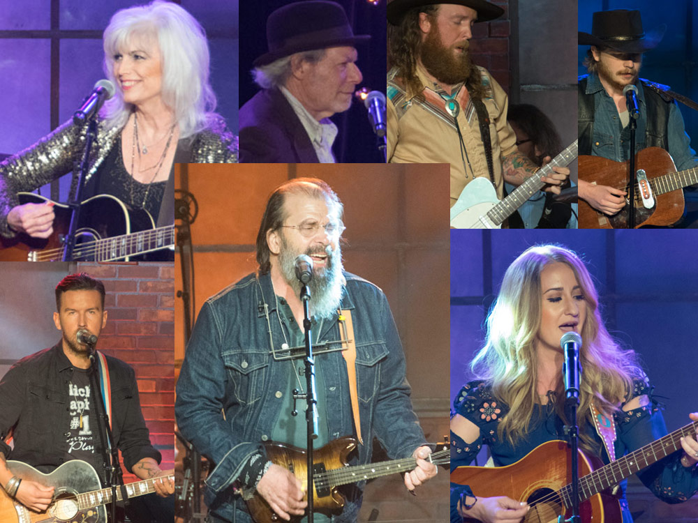 Steve Earle, Emmylou Harris, Brothers Osborne, Margo Price, Buddy Miller and More Perform to Raise Awareness for Refugees