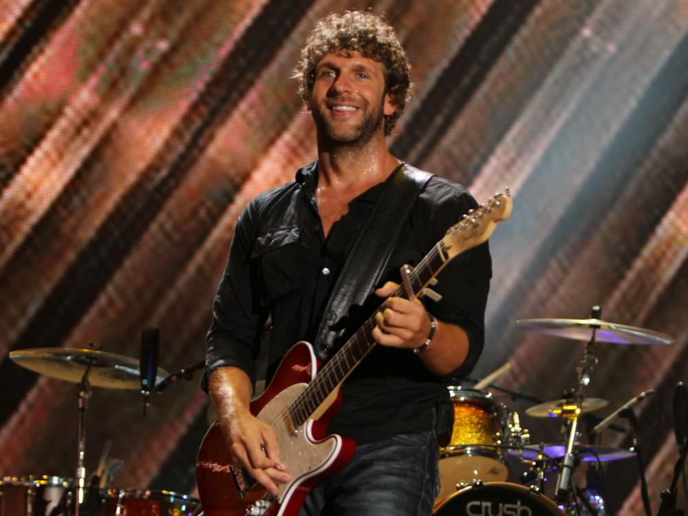 "Billy Currington to Release New Single, ""Details,"" on Aug. 5"