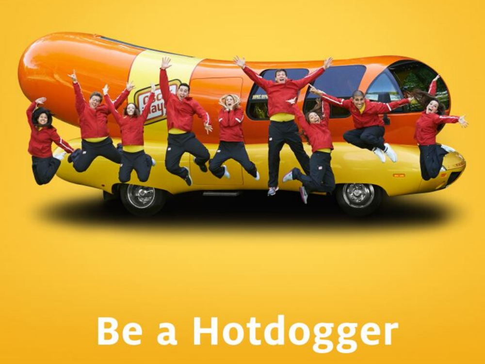 Be a Wienermobile Driver