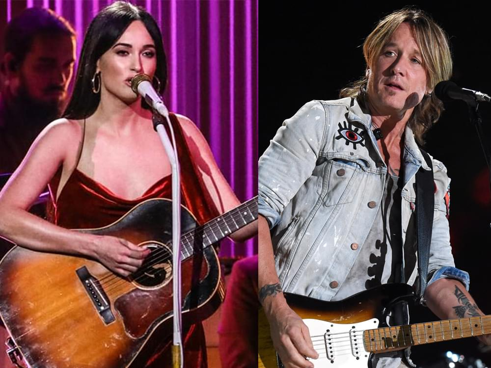 "Keith Urban, Kacey Musgraves & More to Be Featured in Star-Studded ""One World: Together at Home"" Global Broadcast"