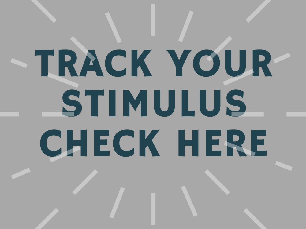Track the Status of Your Stimulus Check