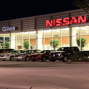 Giles Automotive and Subaru of America donates $20,000 to Dreams Come True of Louisiana