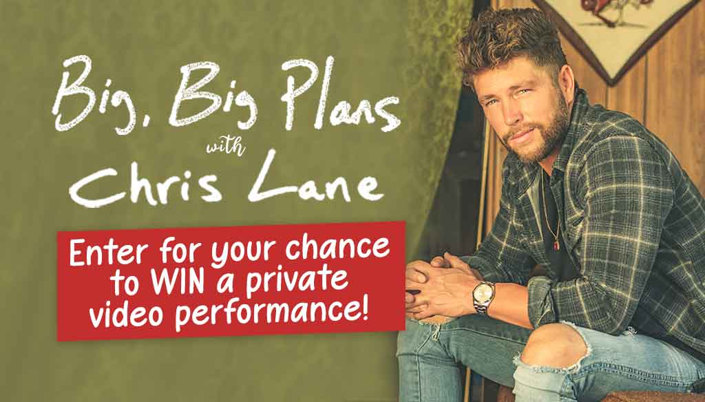 Big Big Plans with Chris Lane