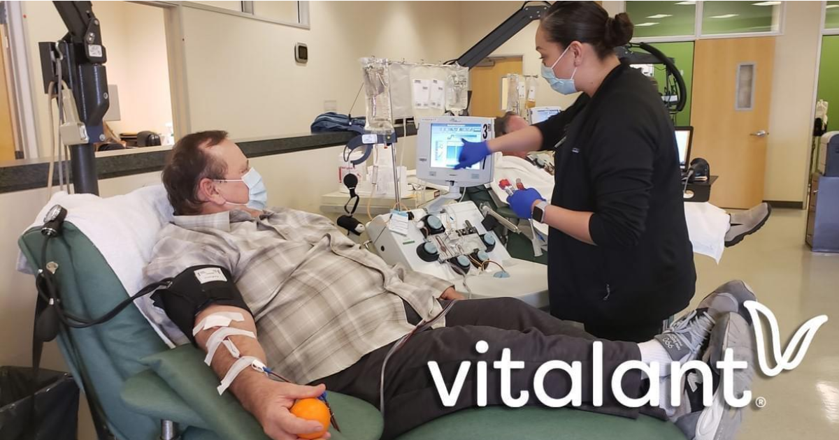 Vitalant Begins Testing All Blood Donations for Antibodies to COVID-19