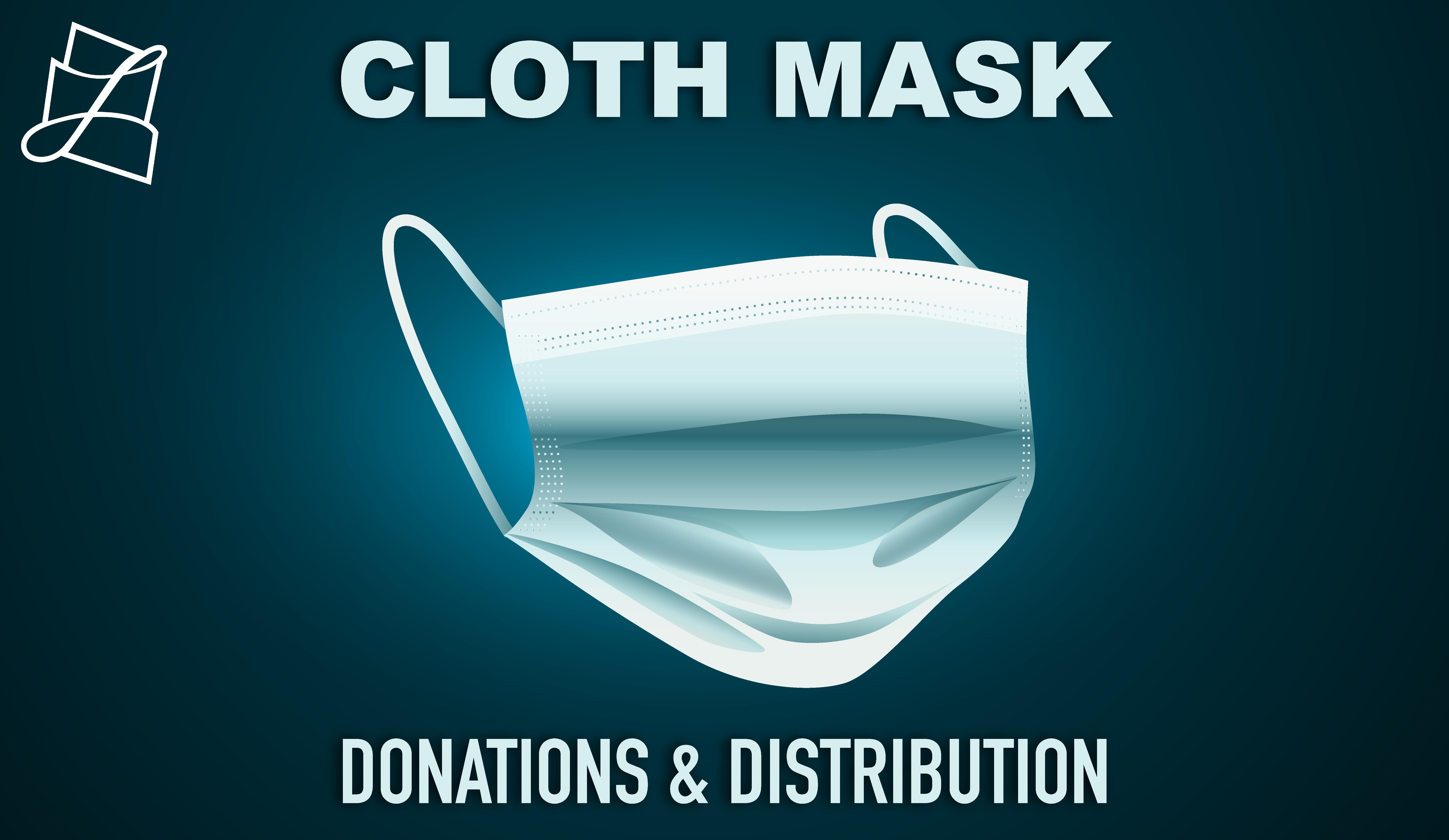 Mask Distribution & Donations in Lafayette Parish