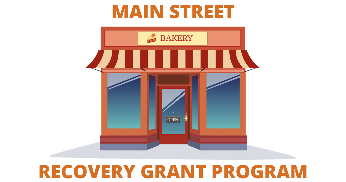 Main Street Recovery Program Helps Small Businesses