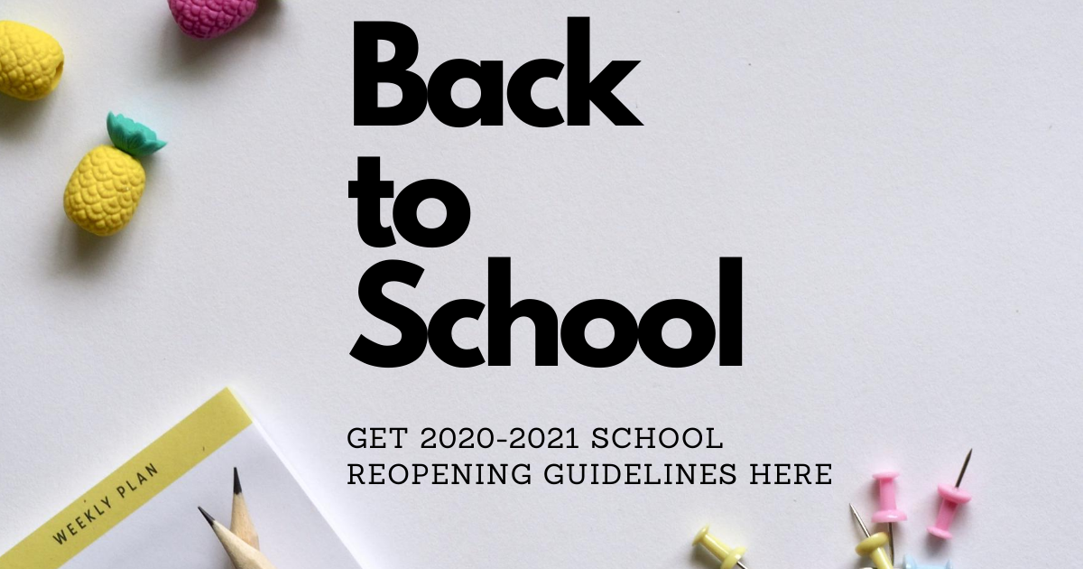 Acadiana Schools Prepare for a Very Different 2020-2021 School Year