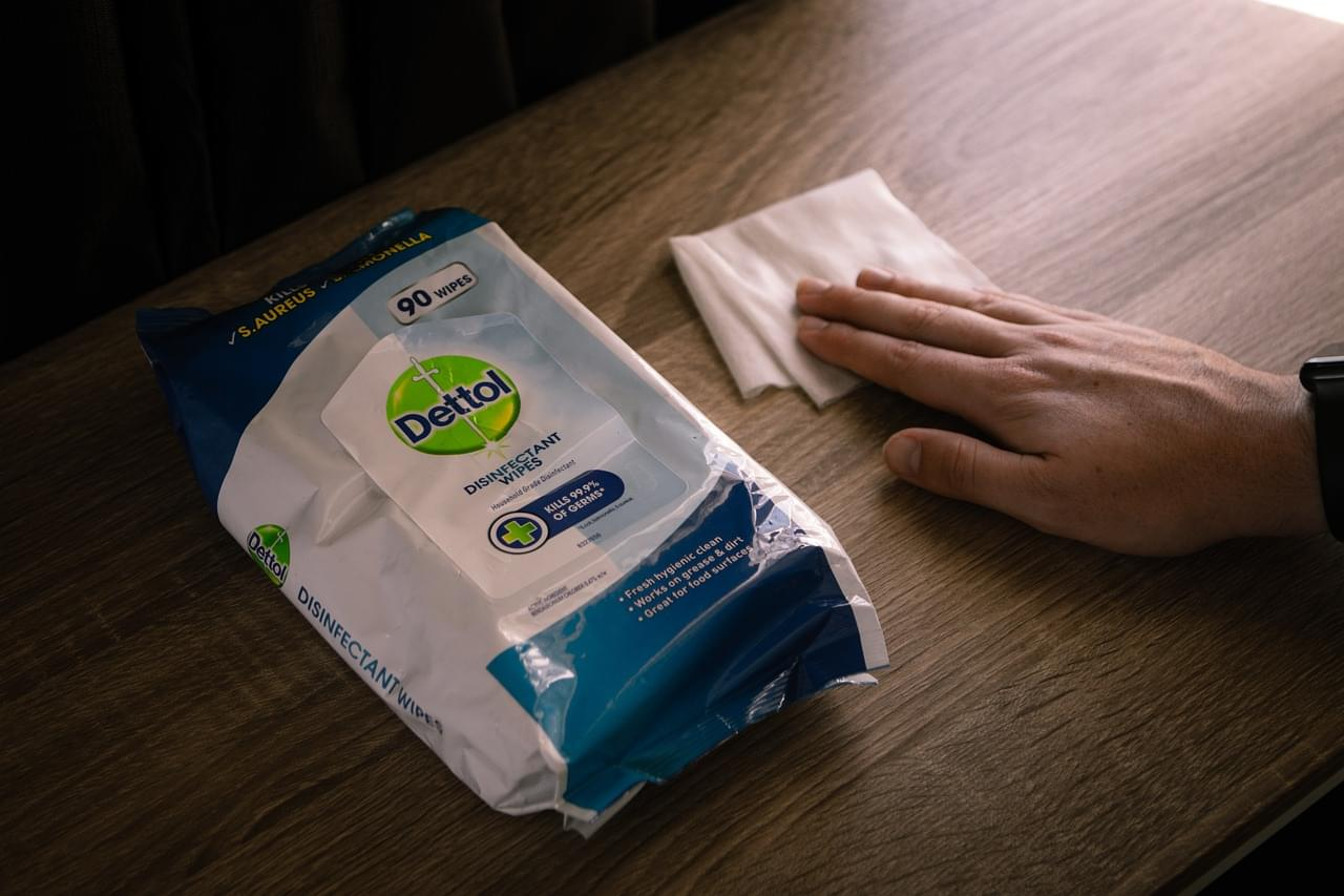 Things You Should Never Clean With Disinfecting Wipes
