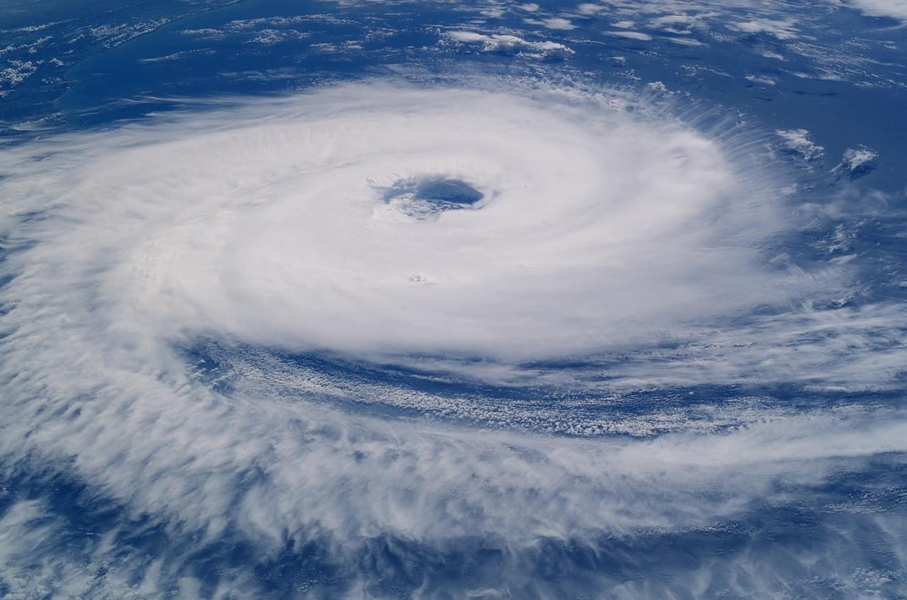 Hurricane Delta Heads Towards Louisiana