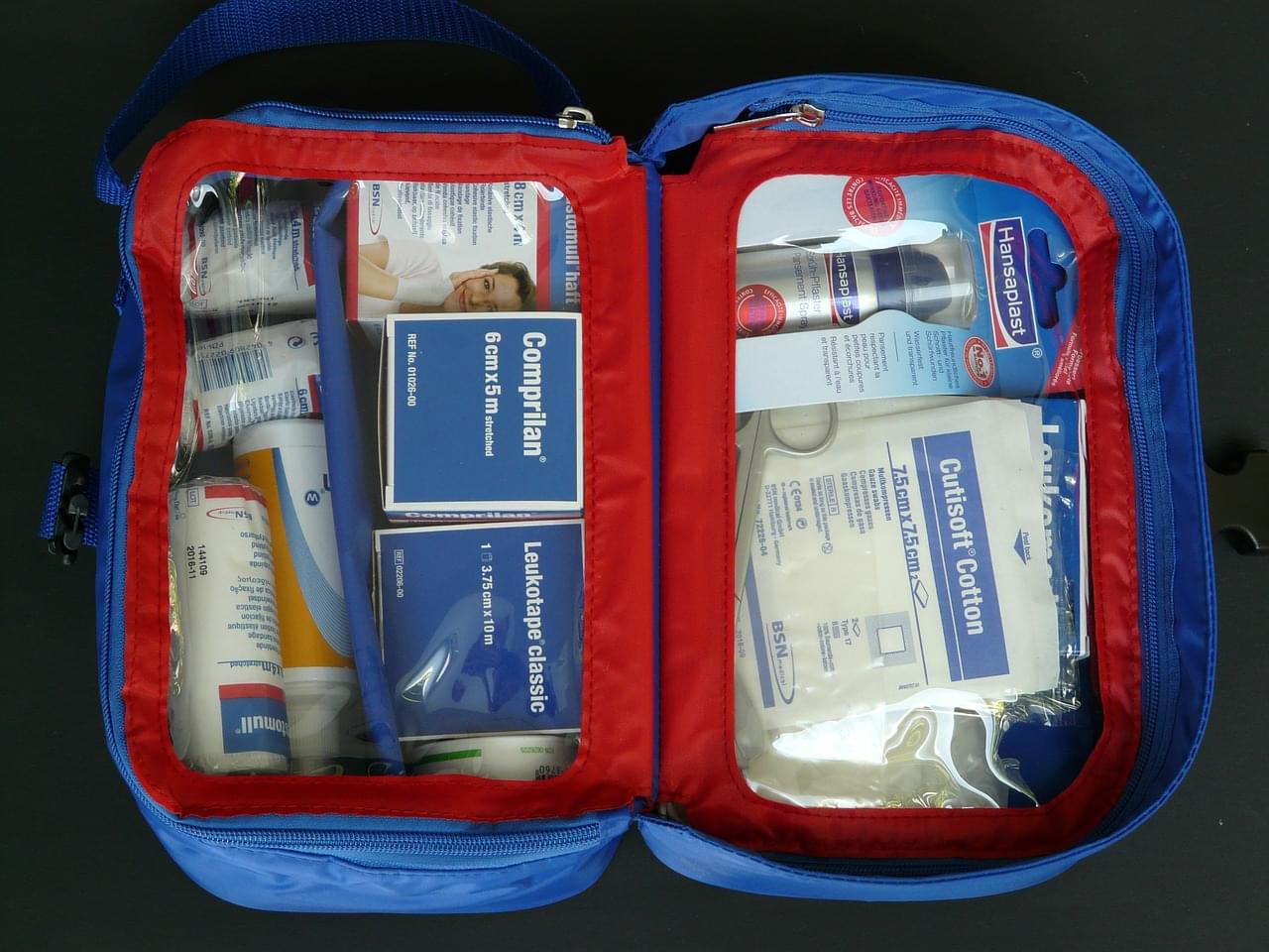 List Of Items For A Basic Disaster Supplies Kit