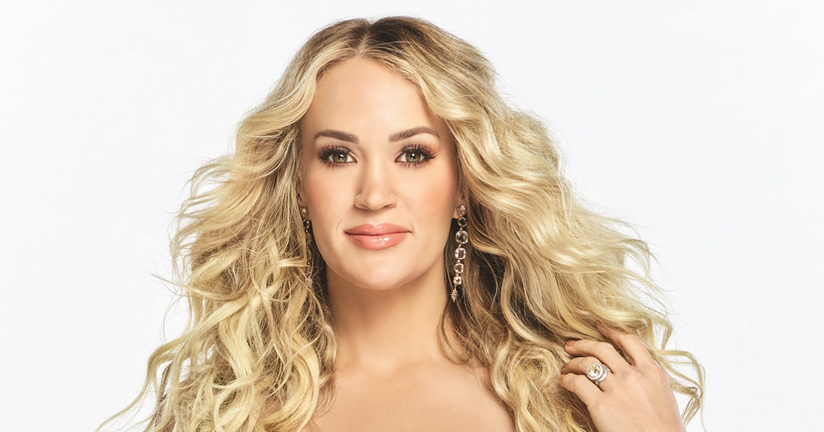 Carrie Underwood Brings The Music of Her Album My Savior to The Today Show