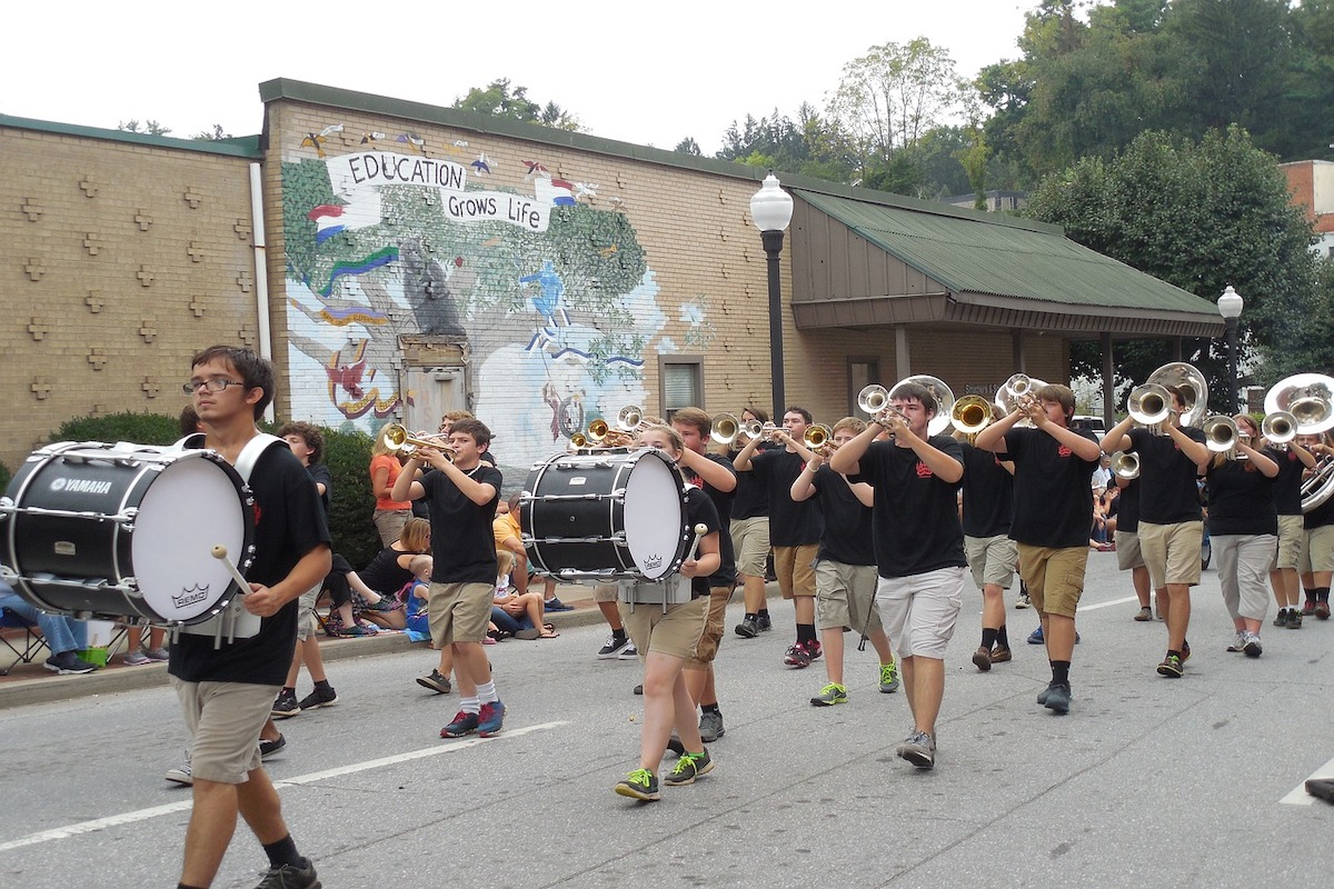 Lafayette Consolidated Government Parade of Champions Sunday June 13
