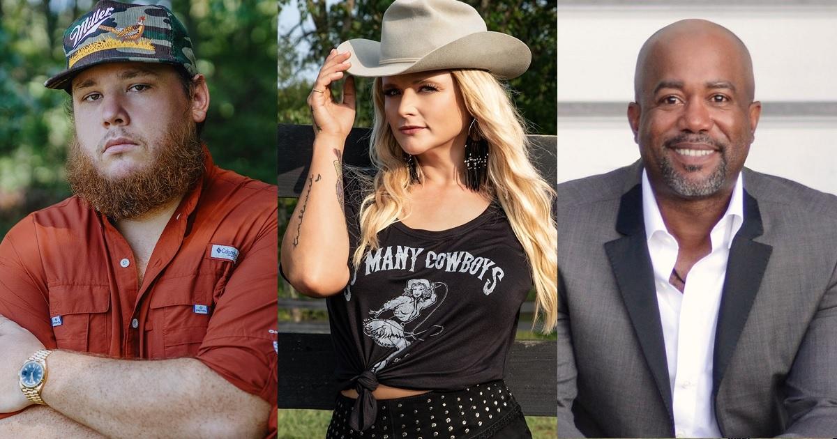 C2C Announces 2022 Line-Up with Headliners Luke Combs, Miranda Lambert, Darius Rucker,