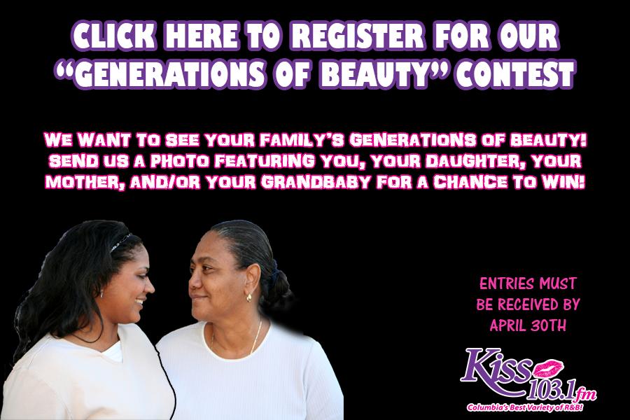 Generations of Beauty