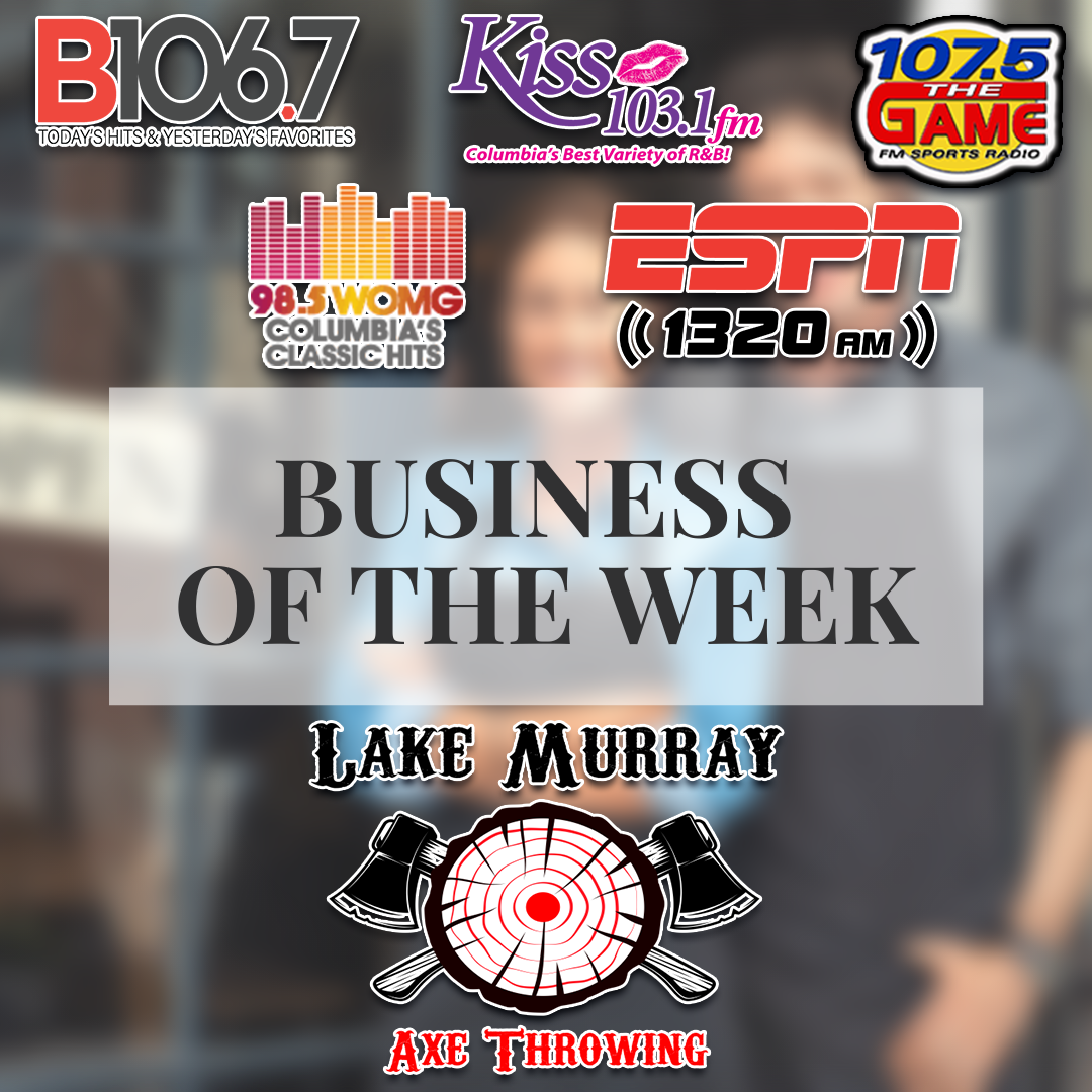 Business of the Week: Lake Murray Axe Throwing