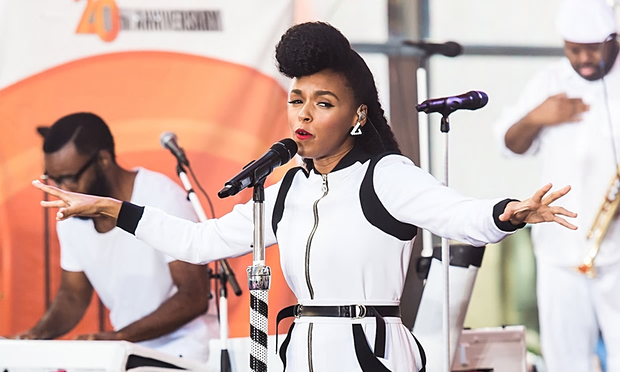 Janelle Monae Cut Off by Today Show While Speaking About Police Brutality