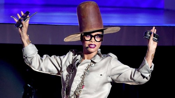 Erykah Badu's New Years in Dallas