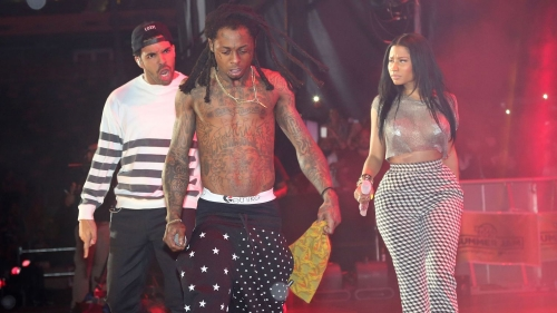 Lil Wayne Suing Universal Music Group