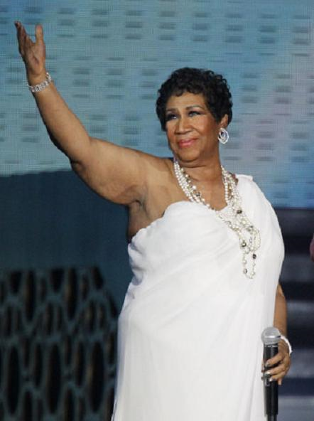 Happy 74th Birthday Aretha!