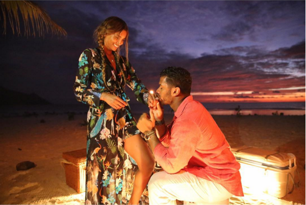 Ciara Gets Engaged…Not Everyone is Thrilled.