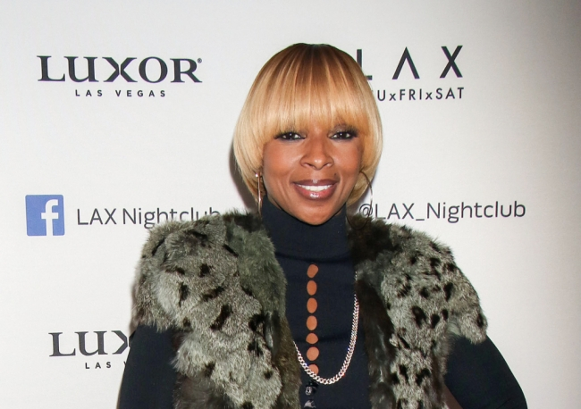 Mary J Blige's New Honor