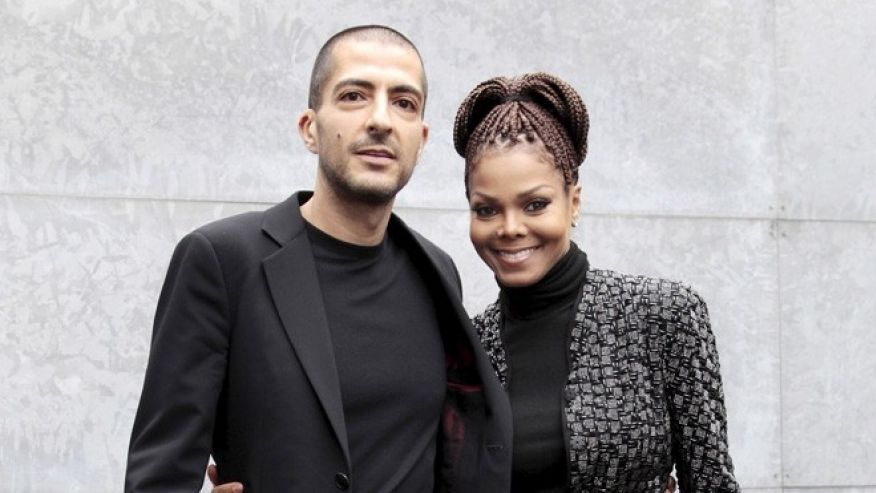 Janet Jackson splits from husband months after giving birth