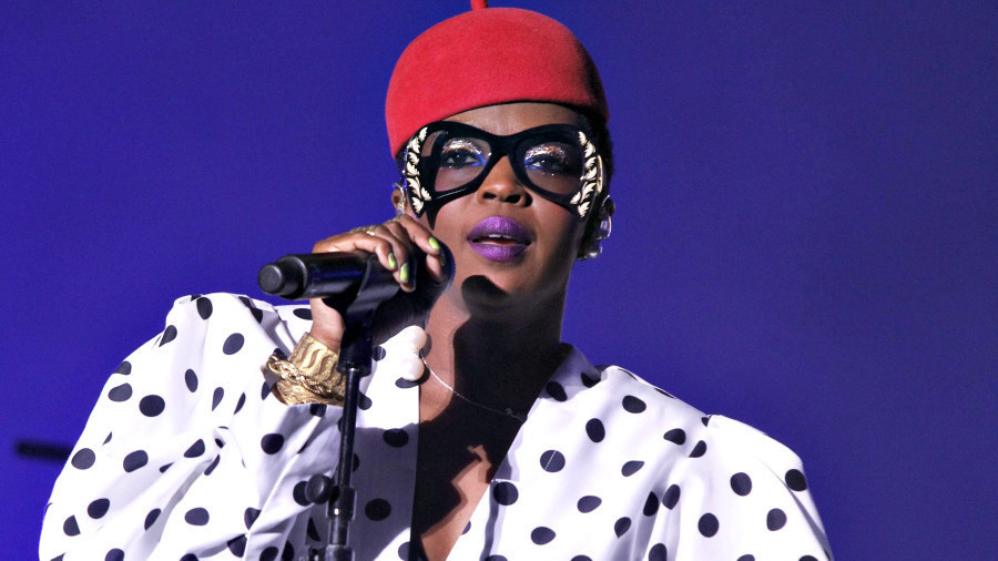 Lauryn Hill aka L Boogie