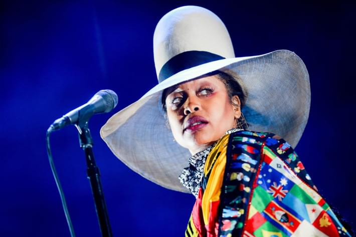Erykah Badu! The Hats, The Boxes, The Music