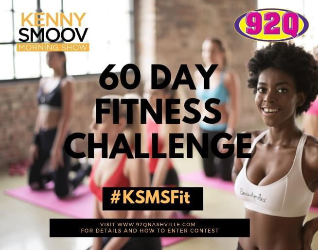 Take the #KSMSFit Challenge
