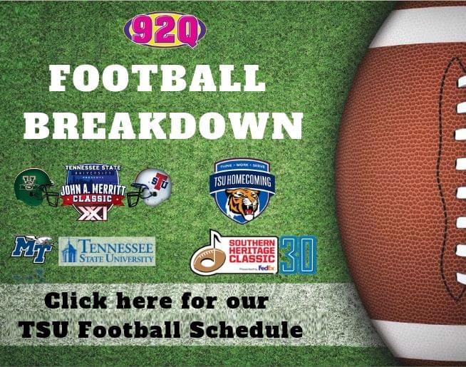 TSU Football Breakdown