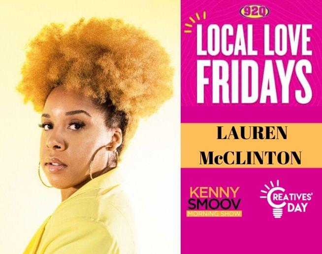 Local Love Fridays: Lauren McClinton