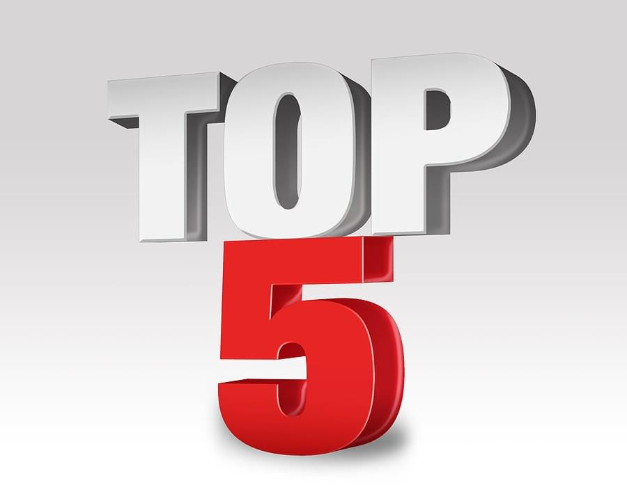 Top 5 Things You Should Know Today (11-12-19)