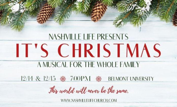 """""""Its Christmas"""" Musical"""