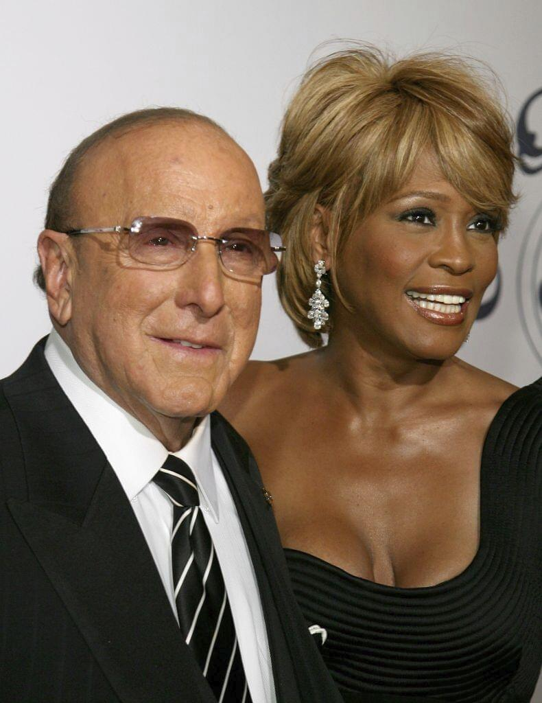 New Whitney Biopic by Clive Davis In The Works
