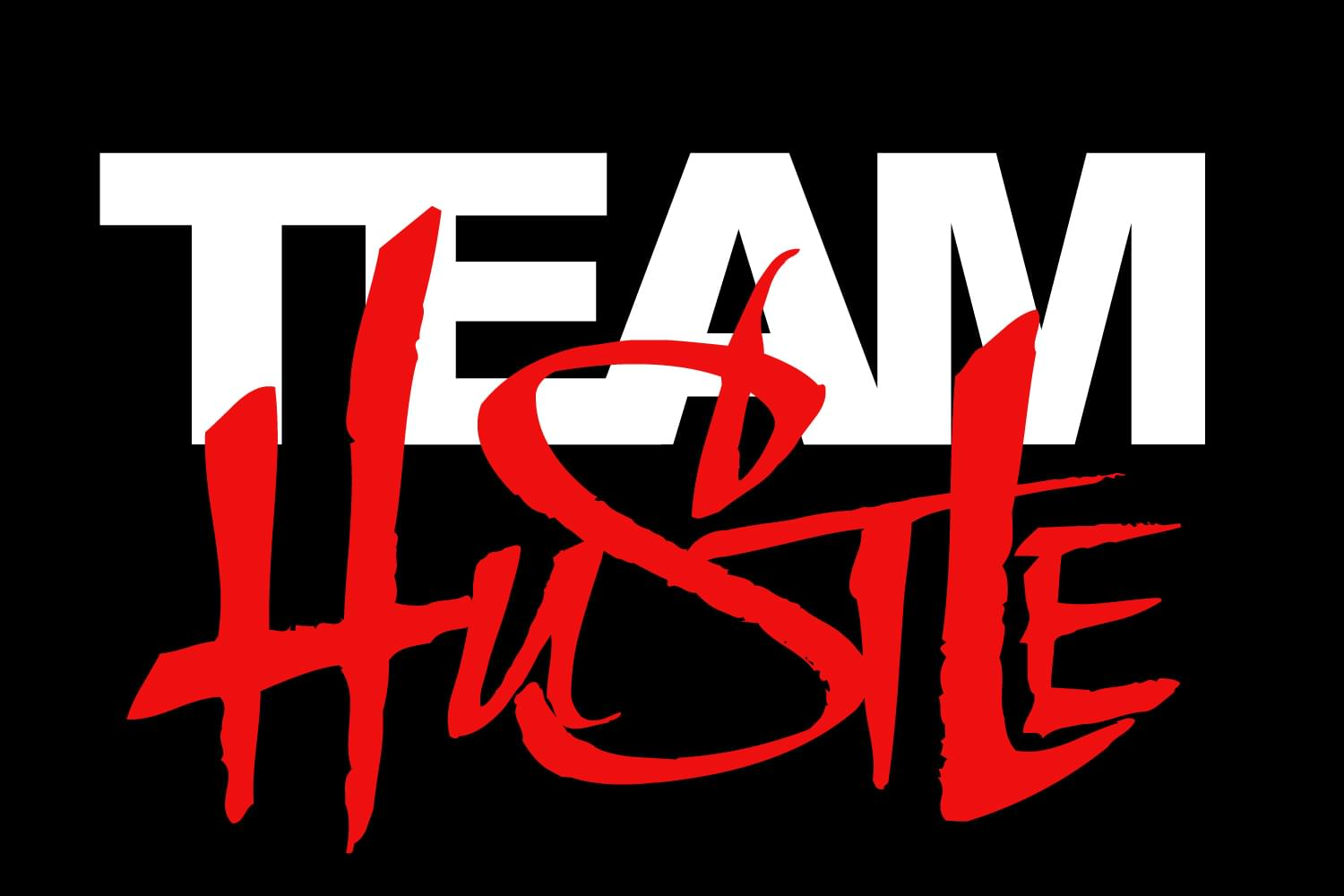 Team Hustle Logo