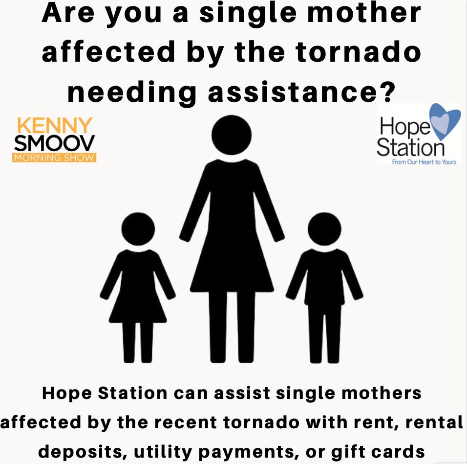 Hope Station 2020 Tornado Assistance