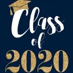 Class of 2020 – Graduate Salute
