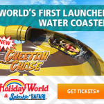 Win Tickets to Holiday World & Splashin' Safari with #KSMS!
