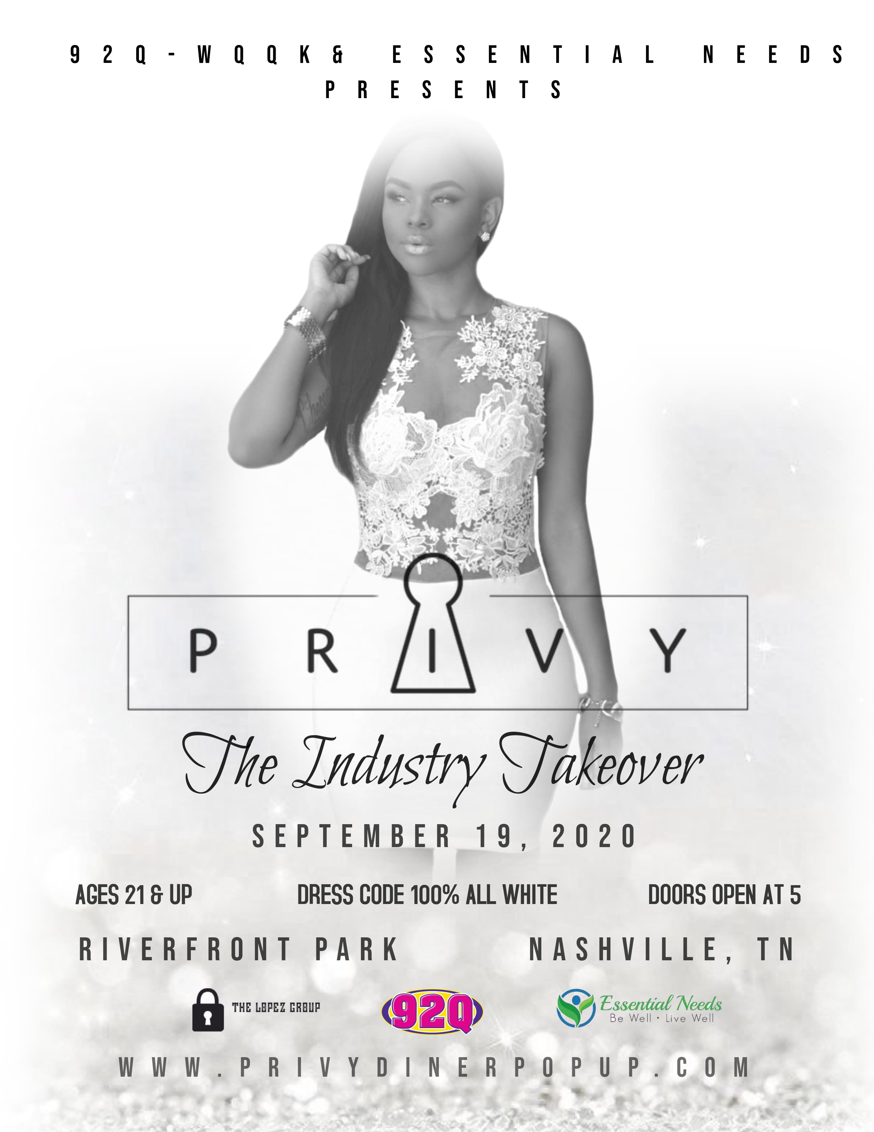 Win Privy Diner Popup Tickets from #KSMS!