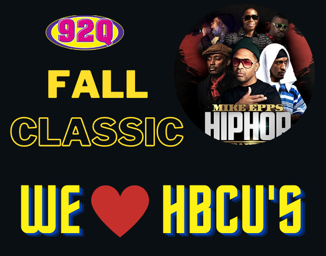 92Q FALL CLASSIC – MIKE EPPS HIP HOP PARTY