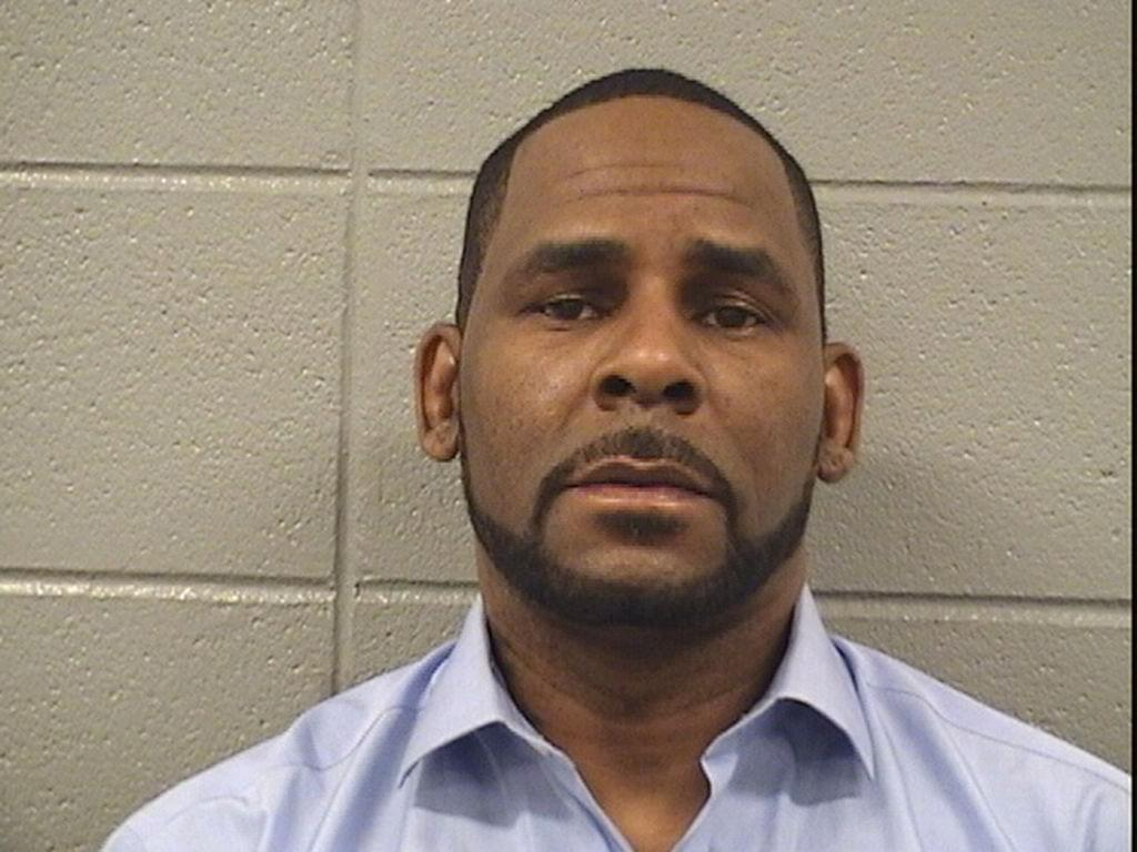 R. Kelly shares song 'Shut Up' from prison on 54th birthday