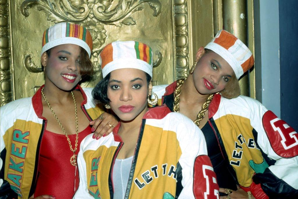 Salt-N-Pepa Portrait