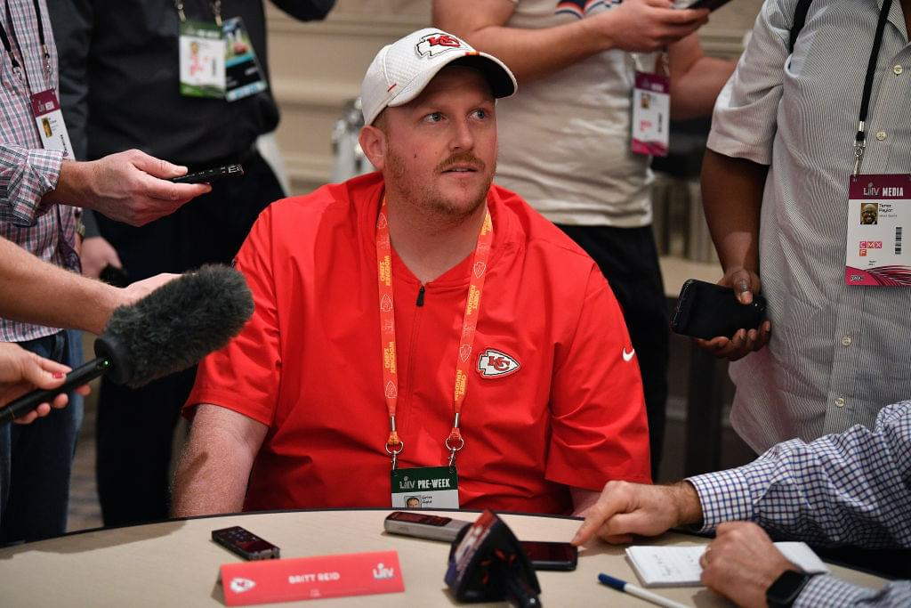 Kansas City Chiefs Media Availability