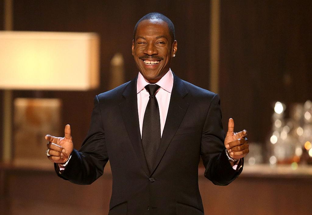 Eddie Murphy says daughter starring in 'Coming 2 America' is a 'proud papa moment'