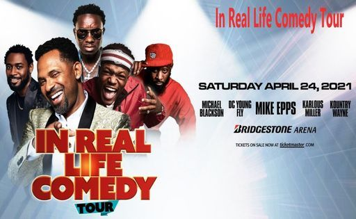 Mike Epps In Real Life Tour