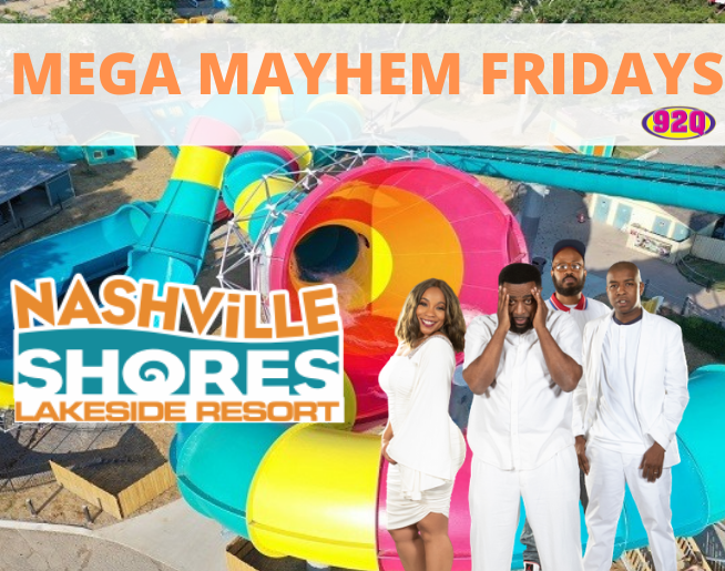 Win Tickets to Nashville Shores Starting Friday May 14th