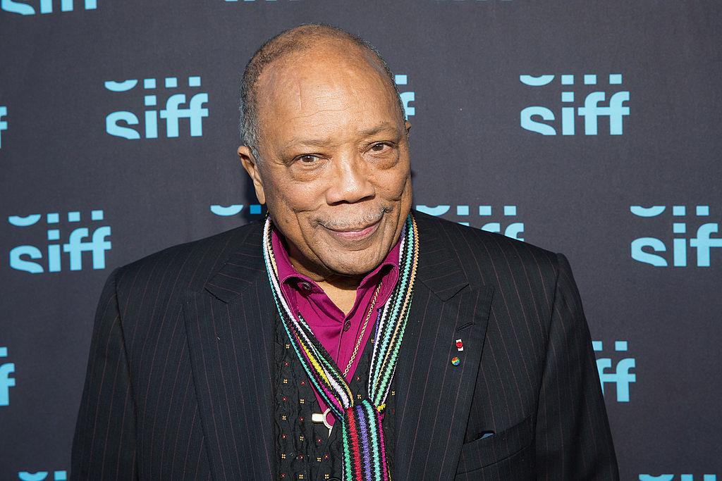 Elvis Was 'A Racist,' And Other Eye-Popping Moments From Quincy Jones' Interview