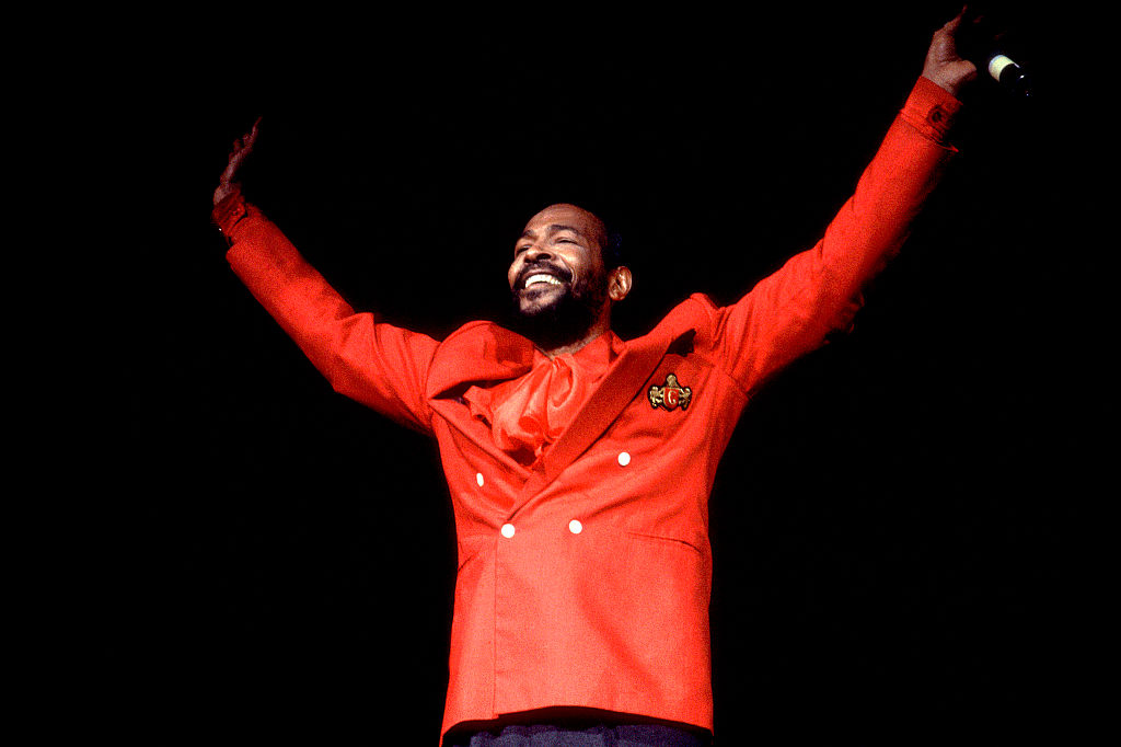 Motown icon Marvin Gaye had a street named after him in Detroit (VIDEO)